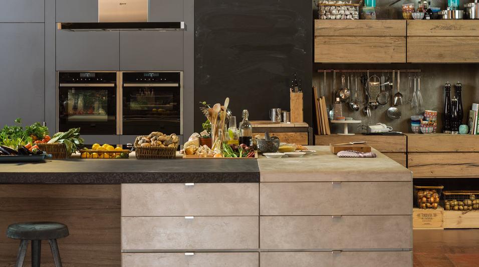 La ricetta della tua cucina ideale